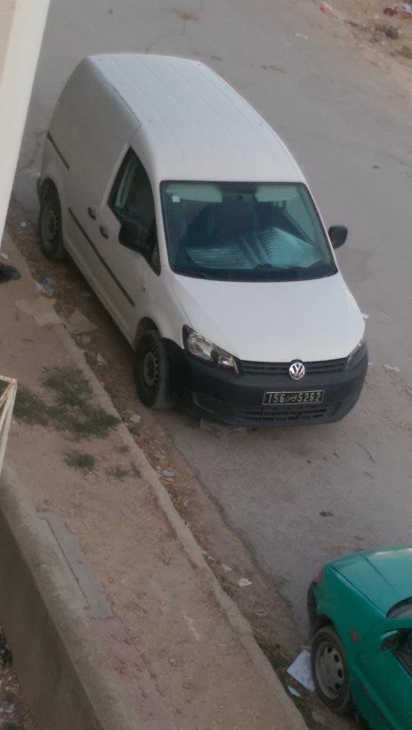 vente voiture occasion tunisie volkswagen caddy