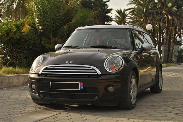 vente voiture occasion tunisie mini clubman