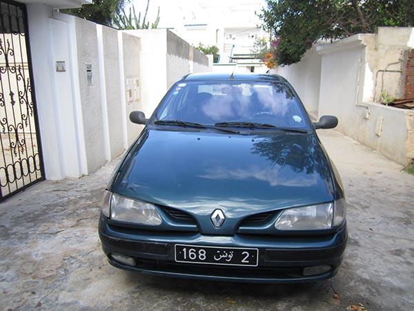 vente voiture occasion tunisie renault megane