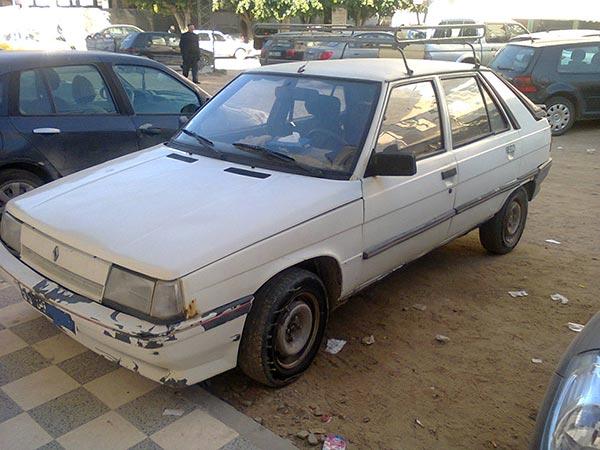 vente voiture occasion tunisie renault r11