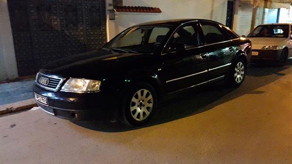 vente voiture occasion tunisie audi a6