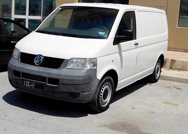 vente voiture occasion tunisie volkswagen transporter. Black Bedroom Furniture Sets. Home Design Ideas