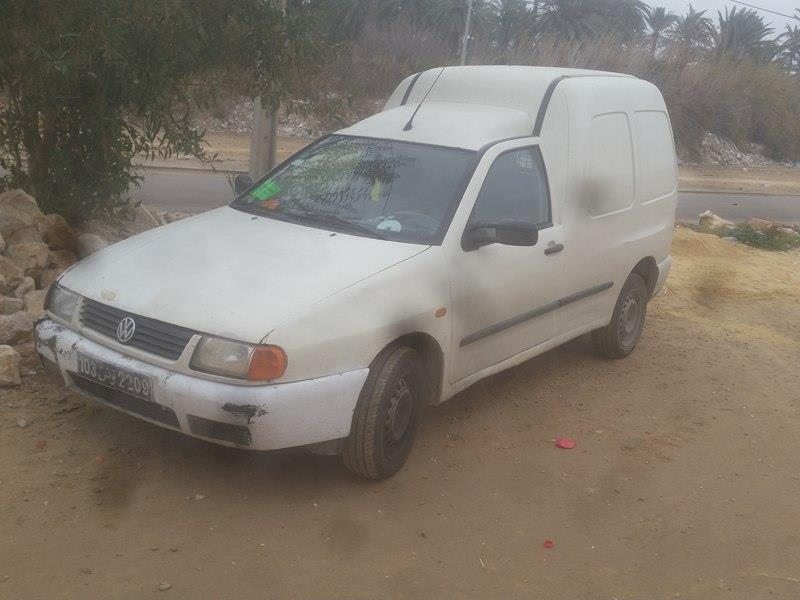 vente voiture occasion tunisie volkswagen caddy