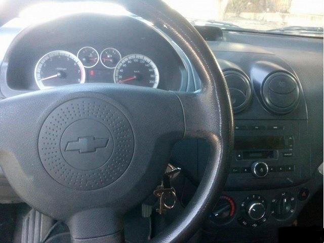 vente voiture occasion tunisie chevrolet aveo