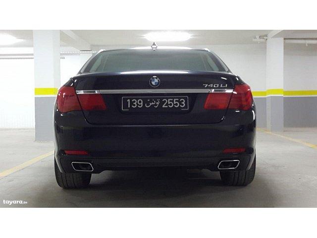 vente voiture occasion tunisie bmw serie 7