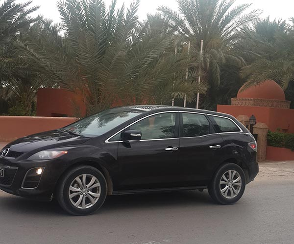 vente voiture occasion tunisie mazda cx-7