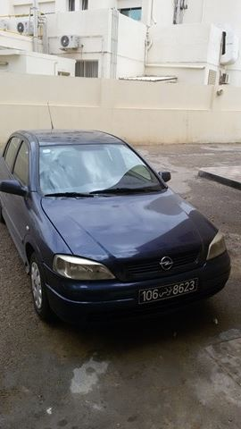 vente voiture occasion tunisie opel astra