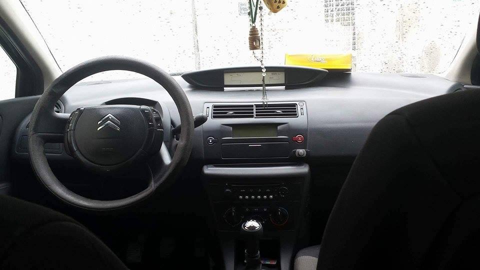 vente voiture occasion tunisie citroen c4
