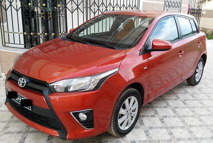 vente voiture occasion tunisie toyota auris