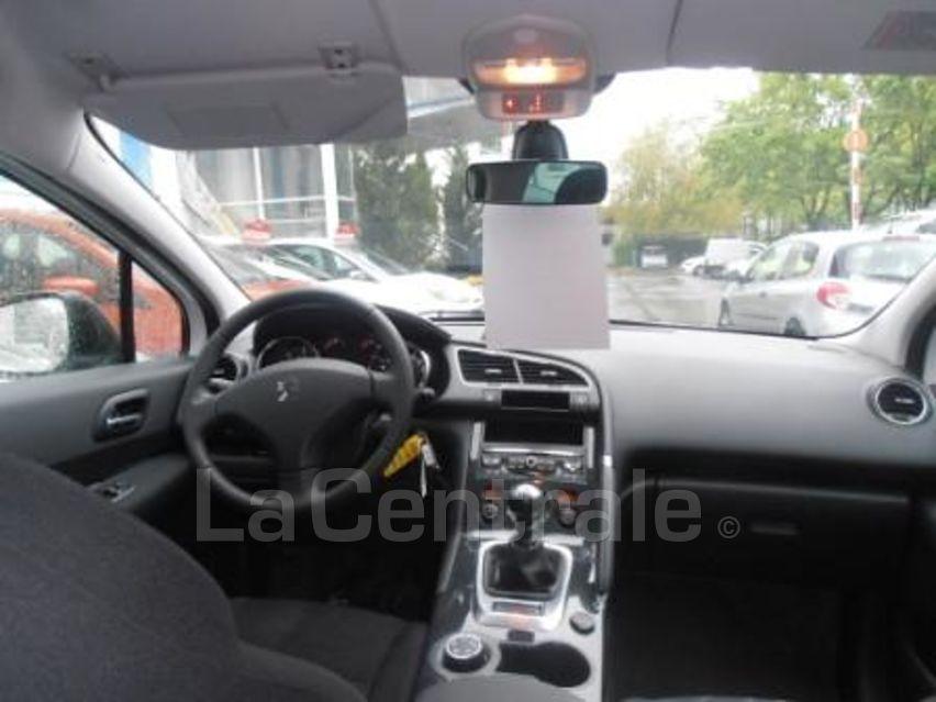 vente voiture occasion tunisie peugeot 3008