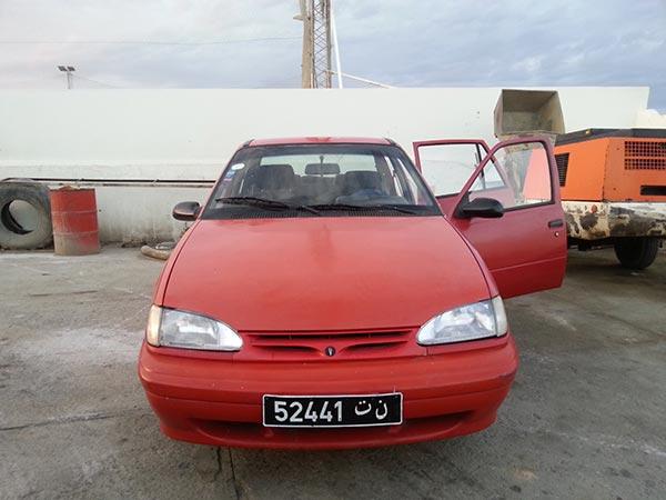 vente voiture occasion tunisie opel kadett