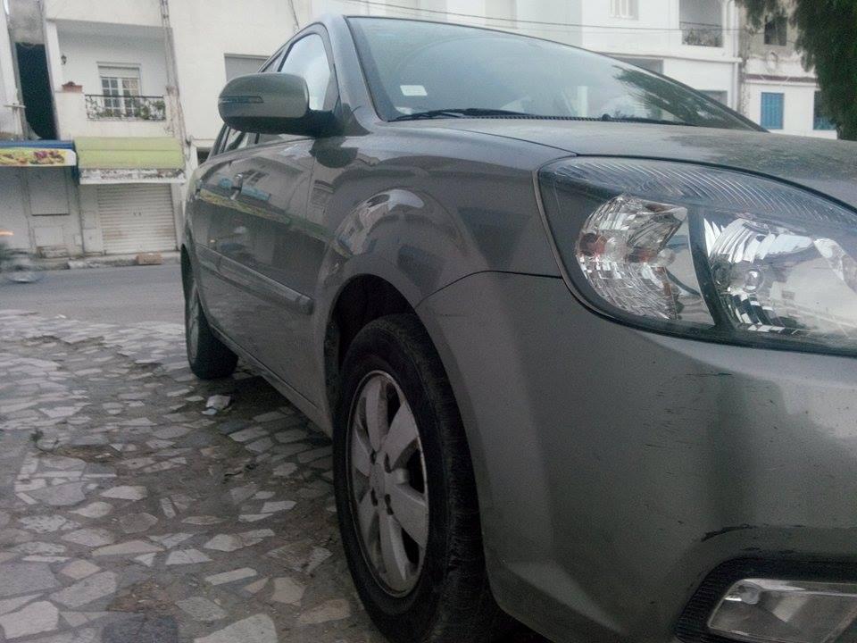 vente voiture occasion tunisie kia rio berline