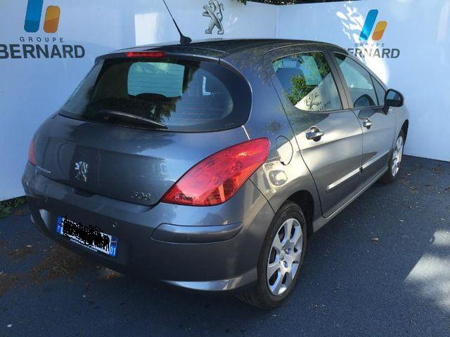 vente voiture occasion tunisie peugeot 308