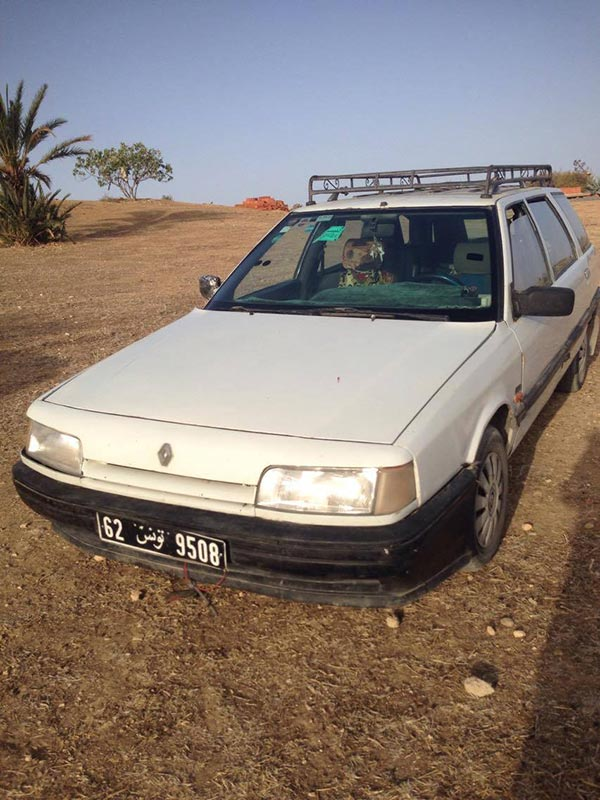 vente voiture occasion tunisie renault r21