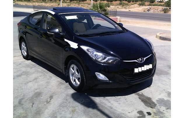vente voiture occasion tunisie hyundai elantra