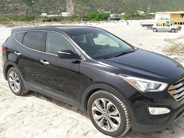 vente voiture occasion tunisie hyundai santa fe