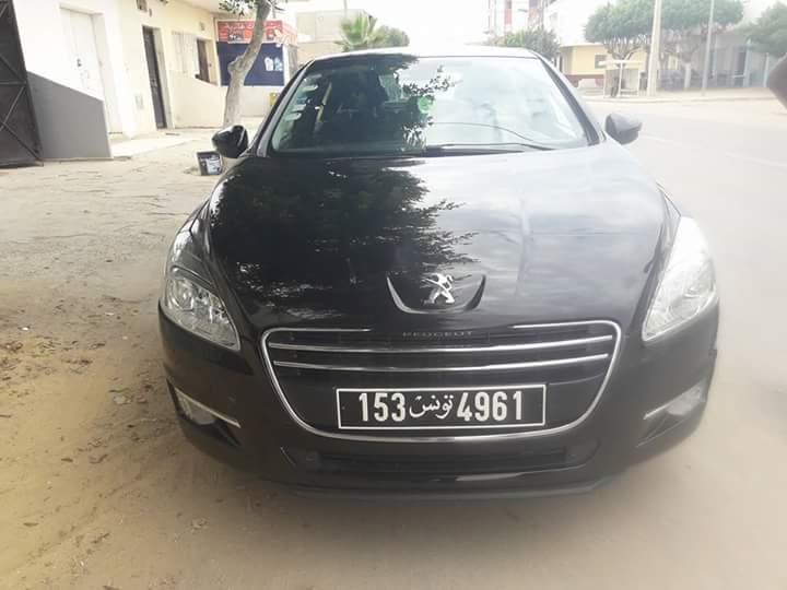 vente voiture occasion tunisie peugeot 508