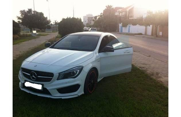vente voiture occasion tunisie mercedes classe cl