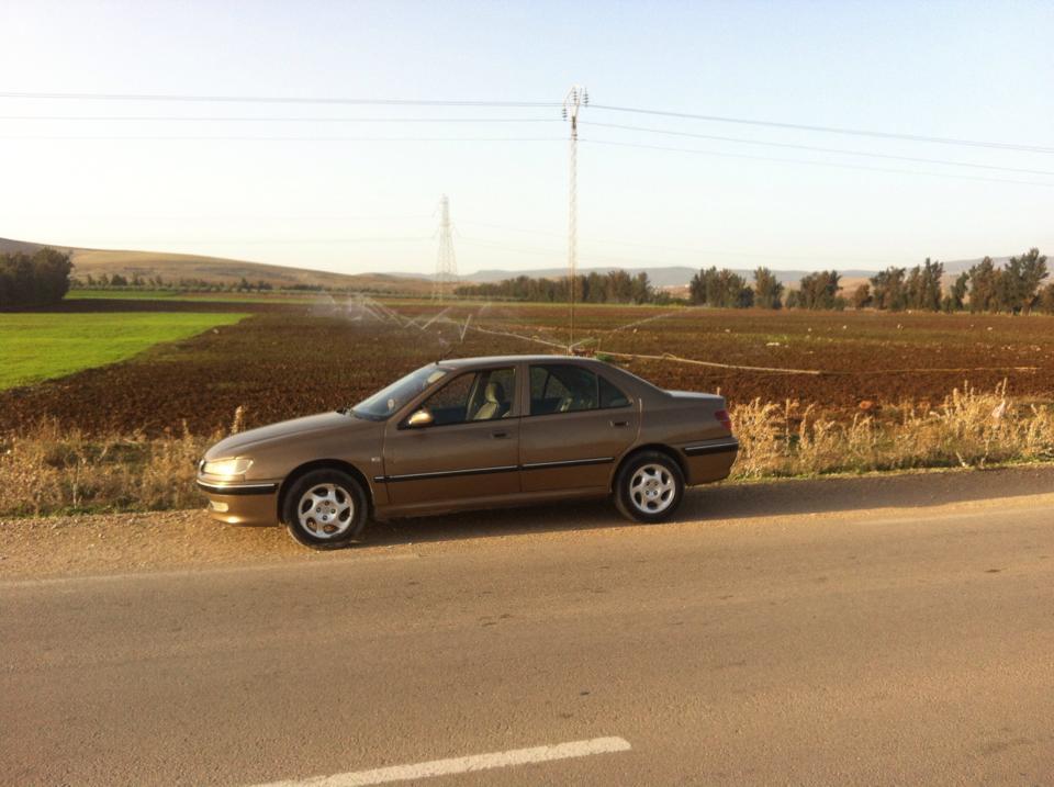 vente voiture occasion tunisie peugeot 406