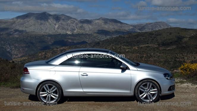 vente voiture occasion tunisie volkswagen eos