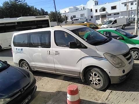 vente voiture occasion tunisie hyundai h1
