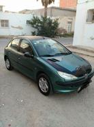vente voiture occasion tunisie peugeot 206 cc