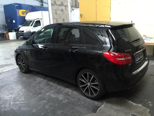 vente voiture occasion tunisie mercedes 200