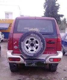 vente voiture occasion tunisie nissan terrano