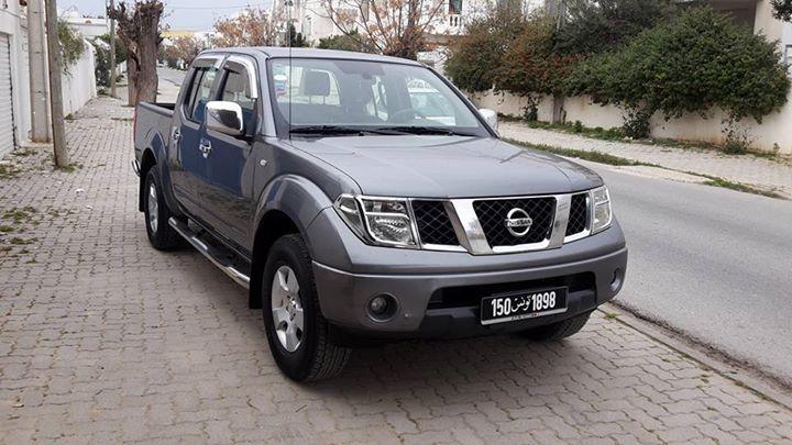 vente voiture occasion tunisie nissan navara