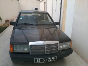 vente voiture occasion tunisie mercedes 190