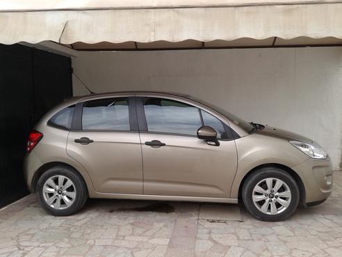 vente voiture occasion tunisie citroen c3