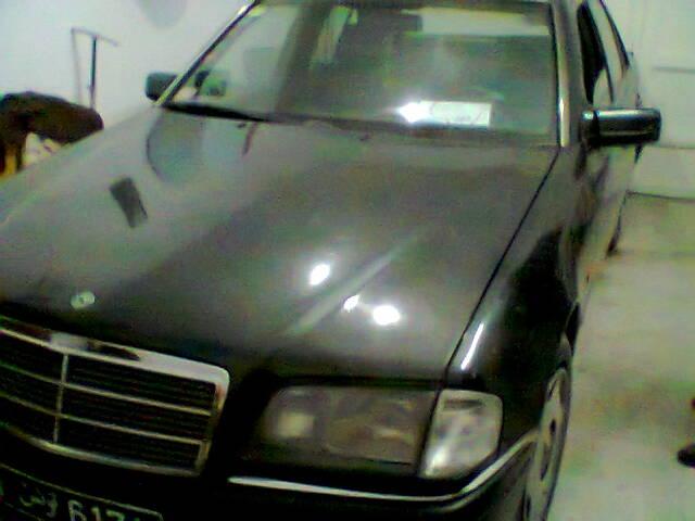 vente voiture occasion tunisie mercedes 220