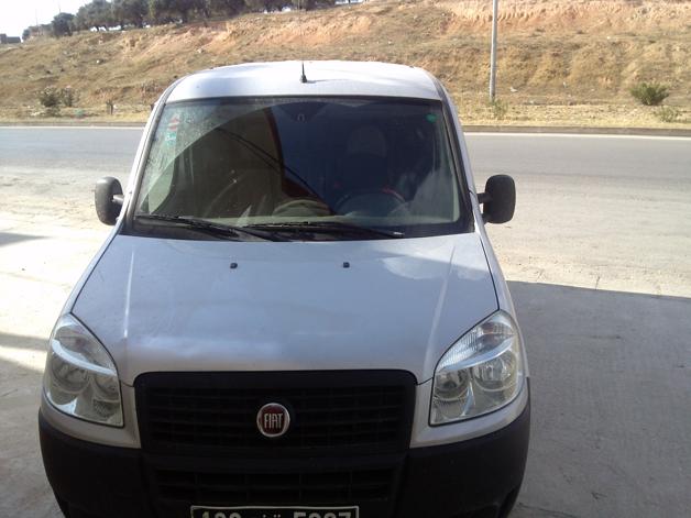 vente voiture occasion tunisie fiat doblo