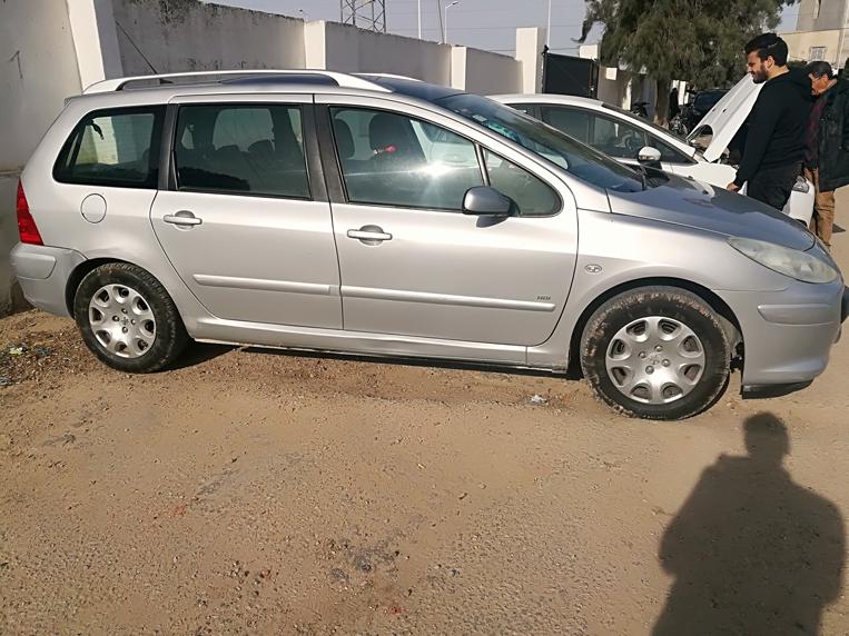 vente voiture occasion tunisie peugeot 307 sw