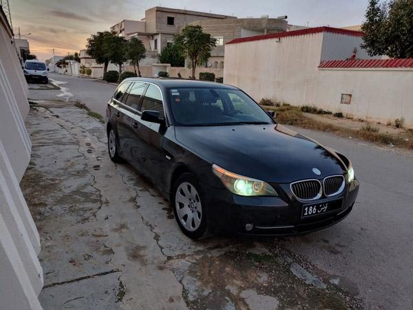 vente voiture occasion boite automatique tunisie bmw série 5