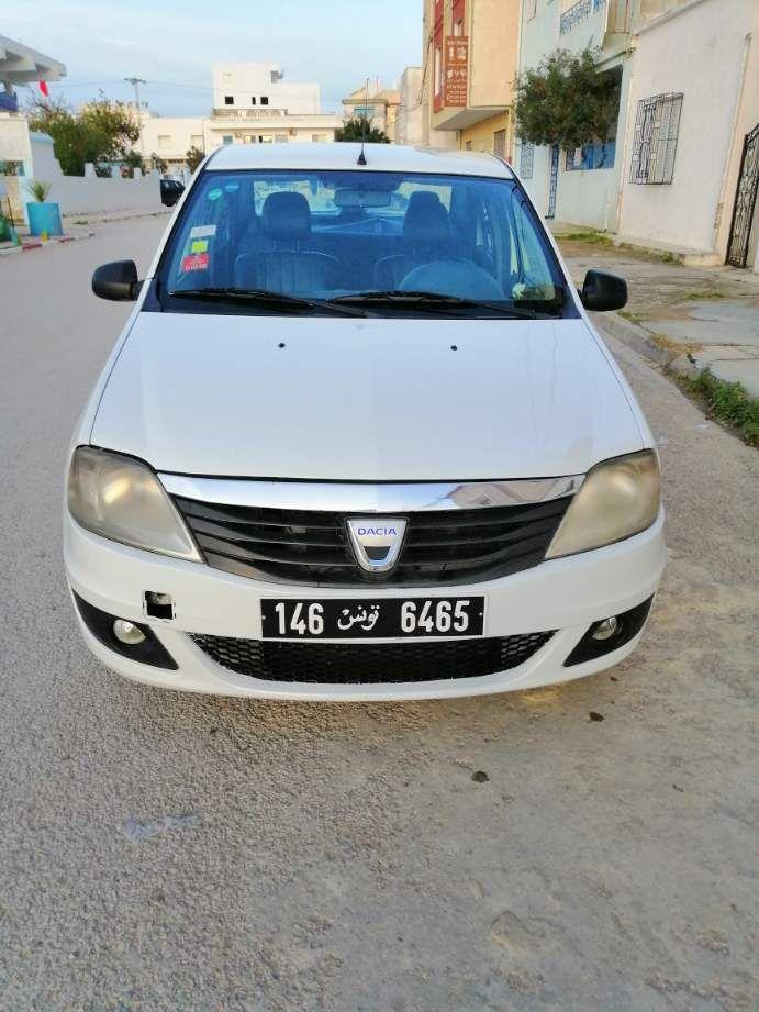 vente voiture occasion tunisie dacia logan
