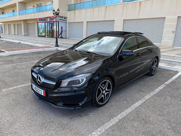 vente voiture occasion tunisie mercedes cla