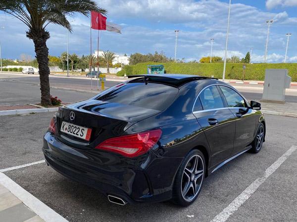 vente voiture occasion boite automatique tunisie mercedes cla