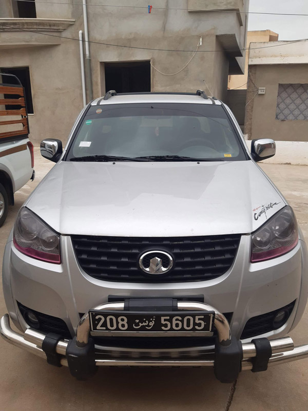 vente voiture occasion tunisie great wall m4