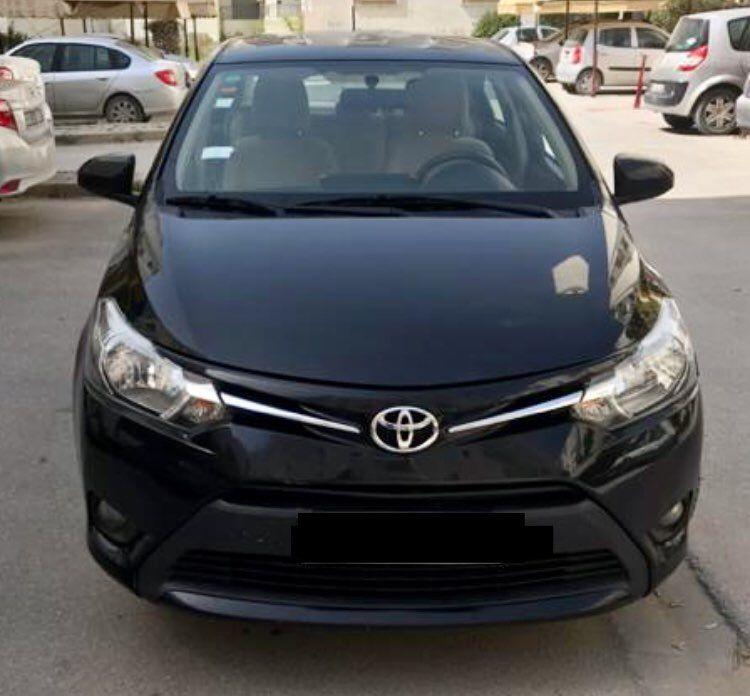 vente voiture occasion tunisie toyota yaris