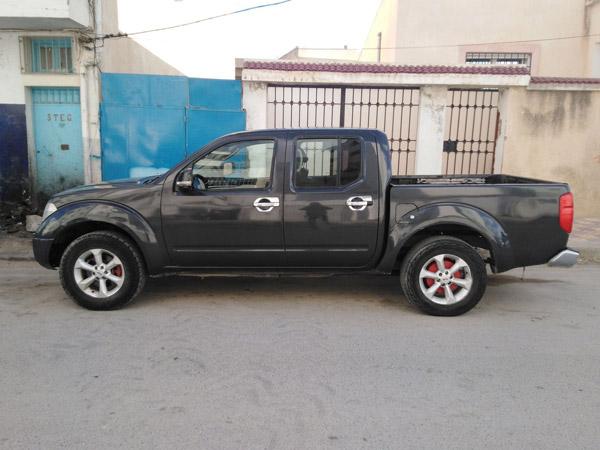vente voiture occasion utilitaire tunisie nissan navara