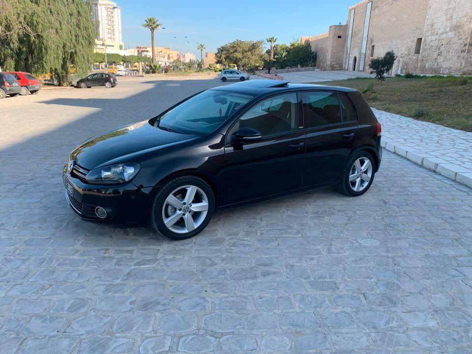 vente voiture occasion tunisie volkswagen golf