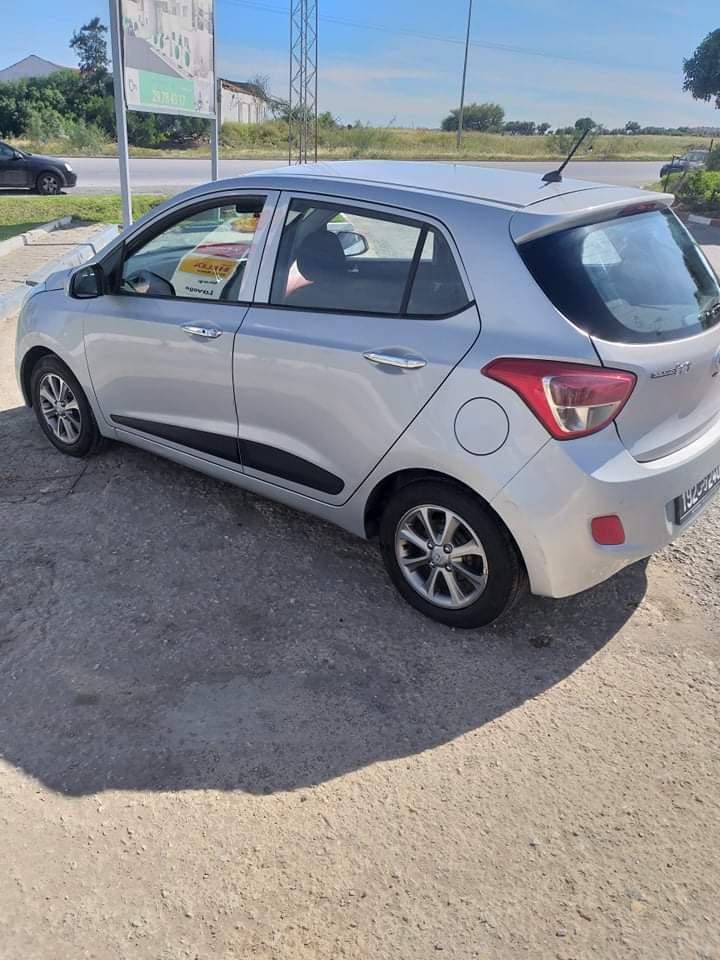 vente voiture occasion tunisie hyundai grand i10