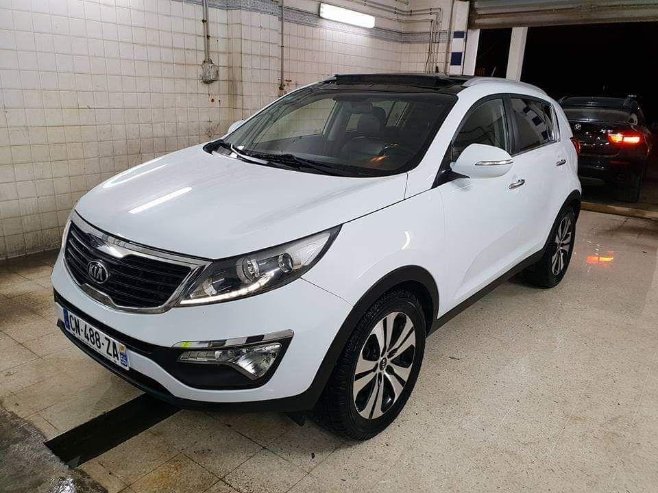 vente voiture occasion tunisie kia sportage