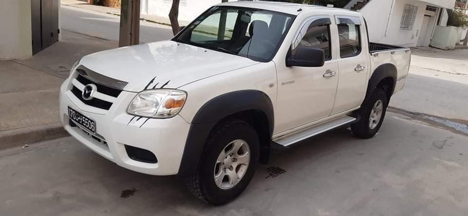 vente voiture occasion tunisie mazda bt-50 pro