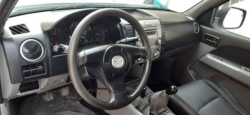 vente voiture occasion utilitaire tunisie mazda bt-50 pro