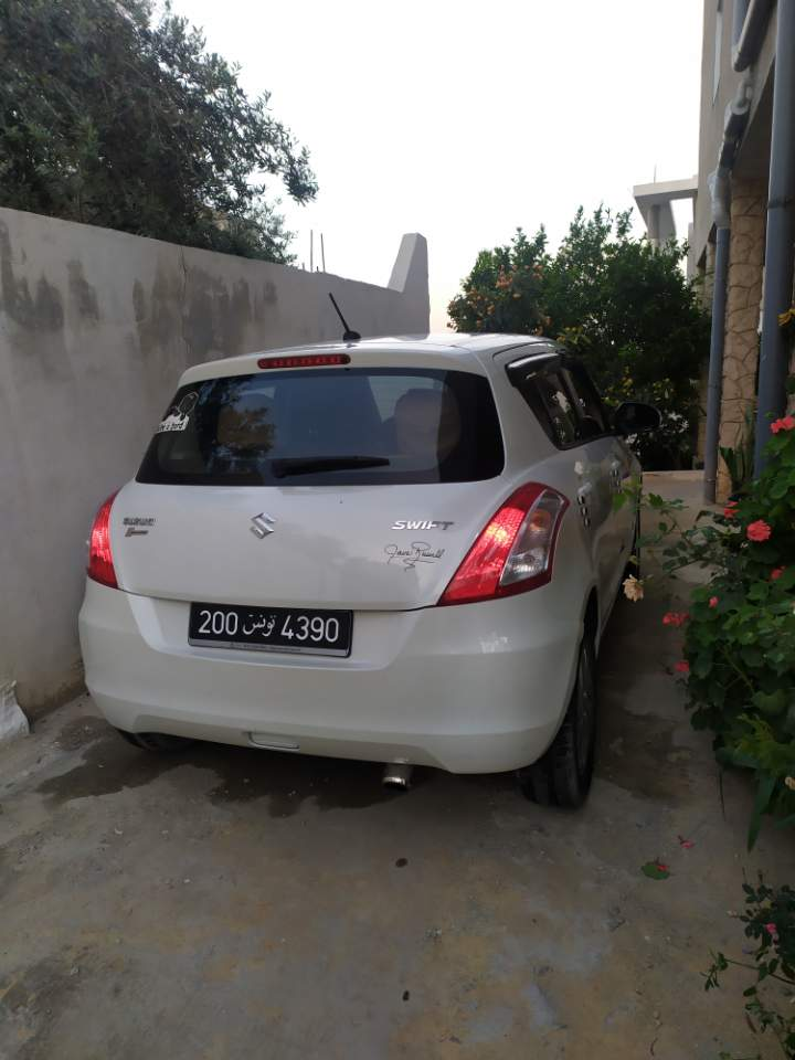 vente voiture occasion tunisie suzuki swift