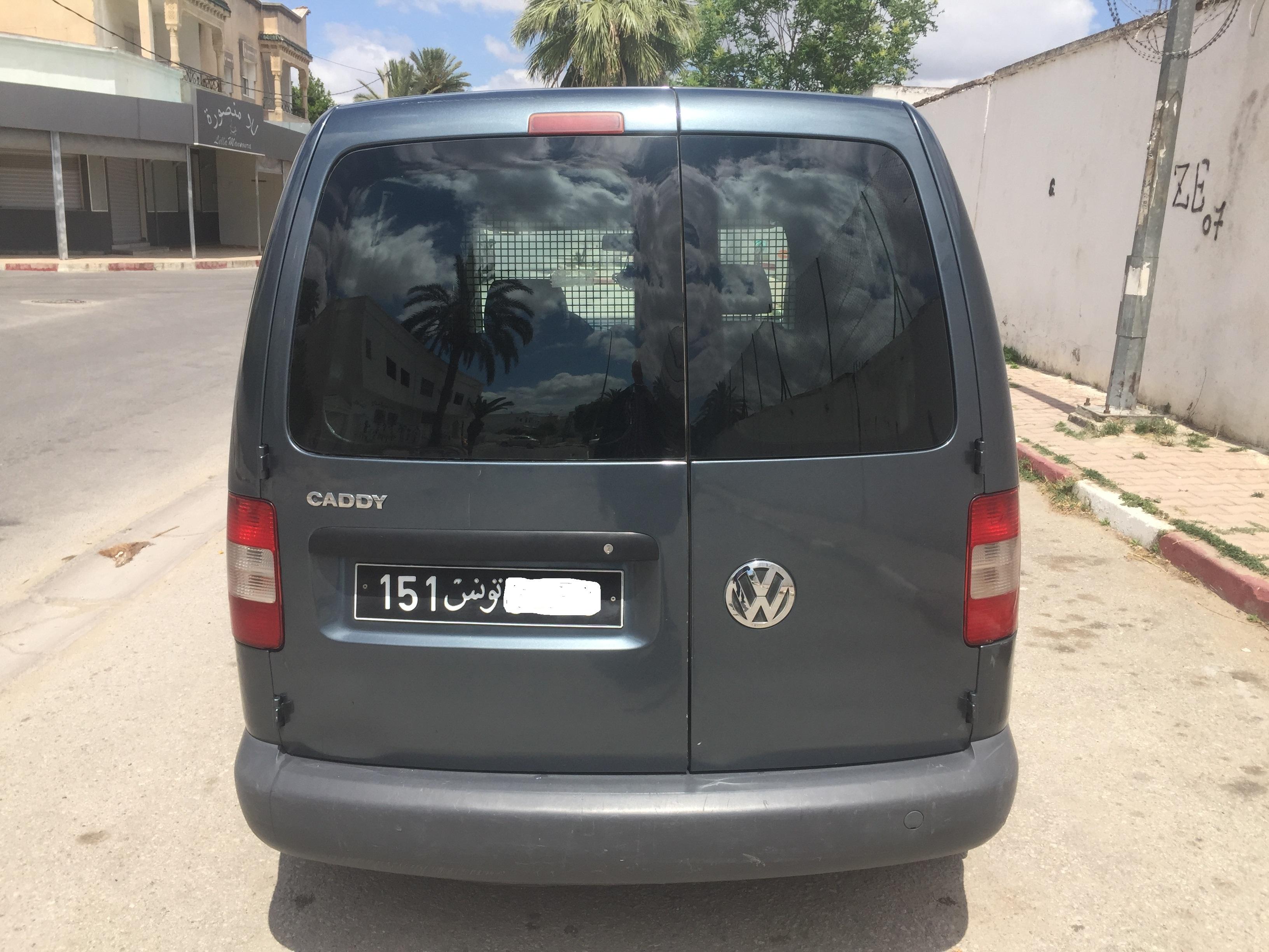 vente voiture occasion utilitaire tunisie volkswagen caddy