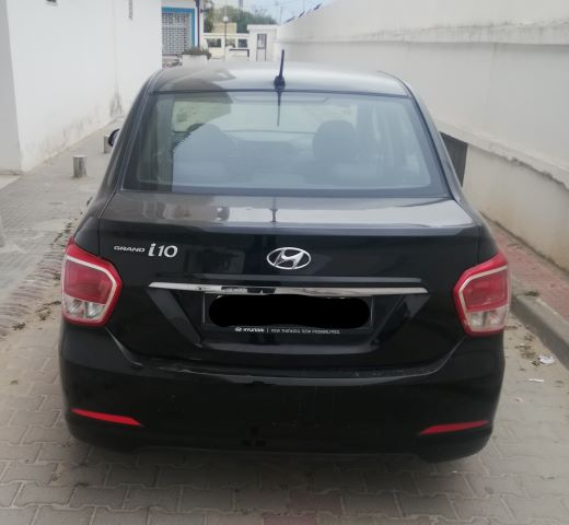 vente voiture occasion tunisie hyundai grand i10 sedan