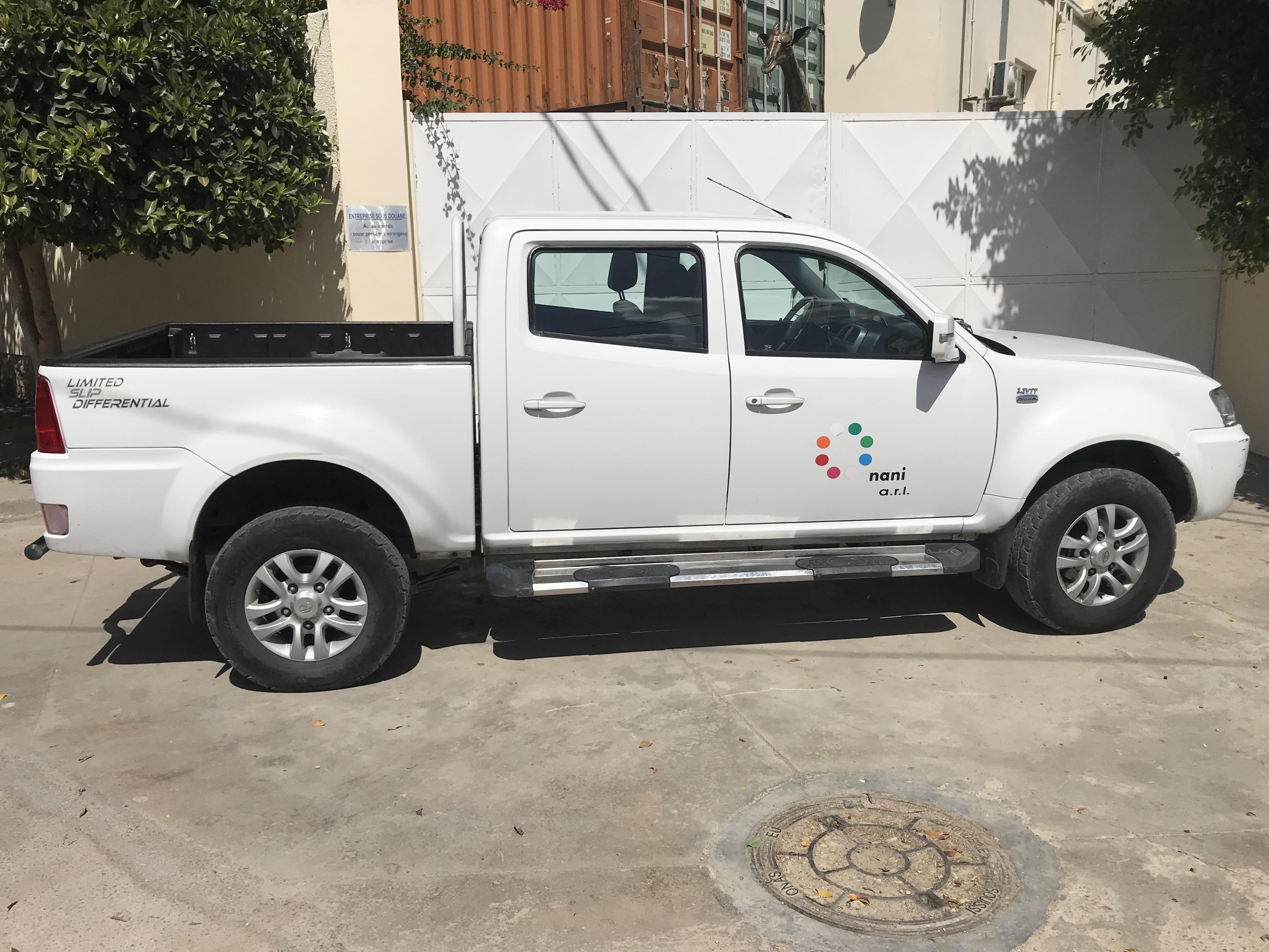 vente voiture occasion tunisie tata xenon dc